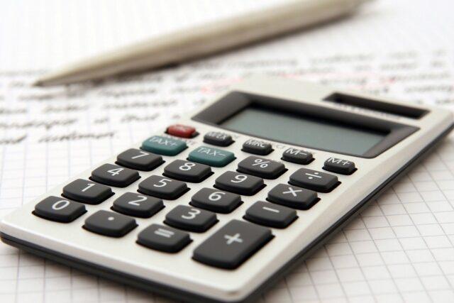予算計画 計算